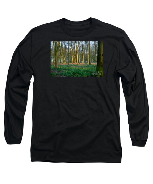 A Badbury Clump Evening Long Sleeve T-Shirt
