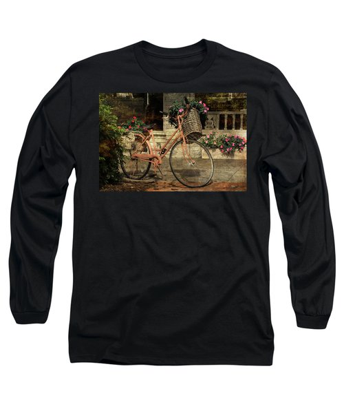 A Basketful Of Spring Long Sleeve T-Shirt