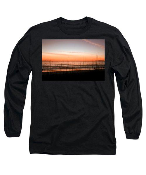 A Beachwork Orange Long Sleeve T-Shirt