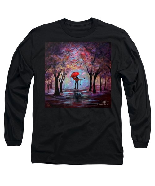 A Beautiful Romance Long Sleeve T-Shirt