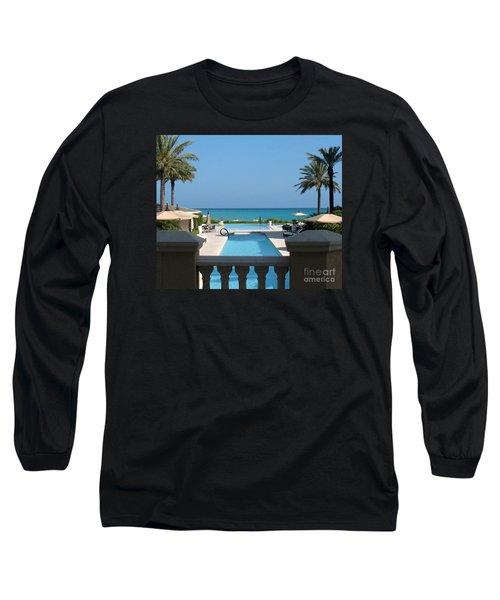 A Beautiful View Long Sleeve T-Shirt