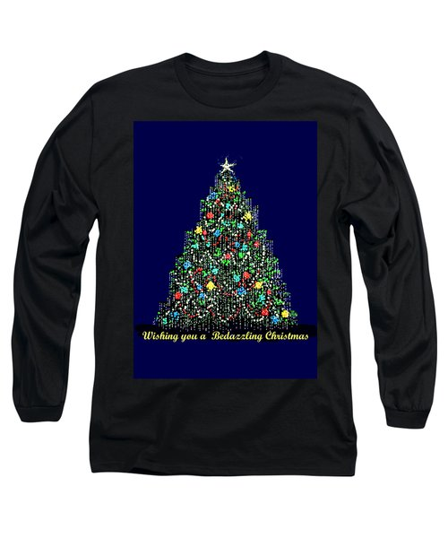 A Bedazzling Christmas Long Sleeve T-Shirt