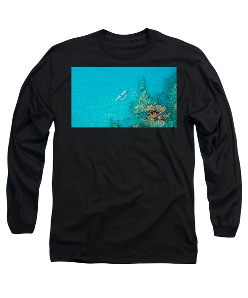 A Bird's Eye View Long Sleeve T-Shirt