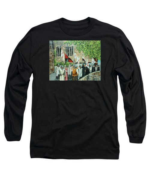 A Call To Arms Long Sleeve T-Shirt