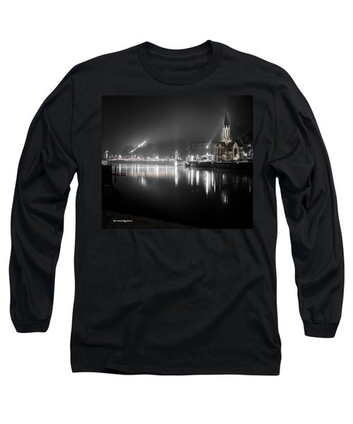 A Cathedral In The Mist Long Sleeve T-Shirt