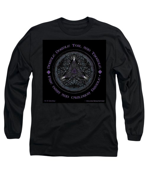 A Celtic Witches' Brew Long Sleeve T-Shirt