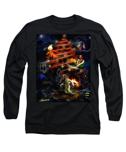 A Christmas Carol Long Sleeve T-Shirt