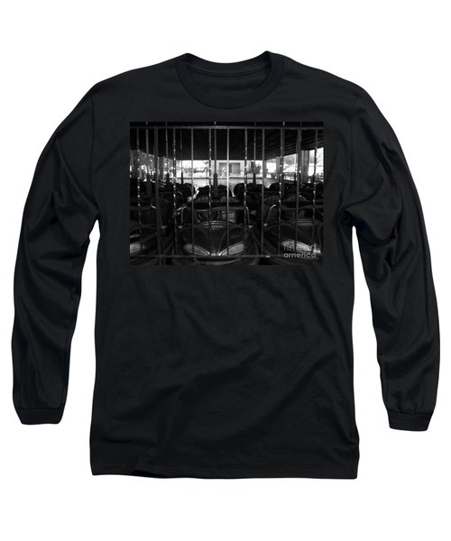 Long Sleeve T-Shirt featuring the photograph A Classic Car by Michael Krek