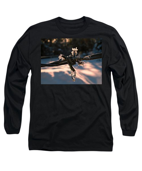 A Cold Welcome Long Sleeve T-Shirt