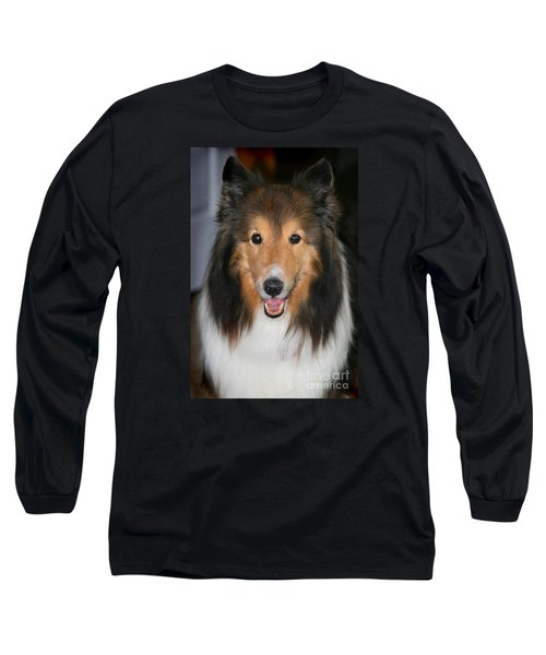 A Dog Named Beau Long Sleeve T-Shirt