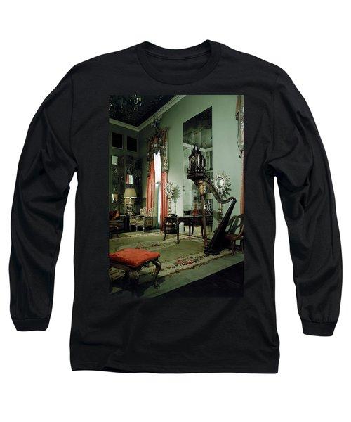 A Drawing Room Long Sleeve T-Shirt