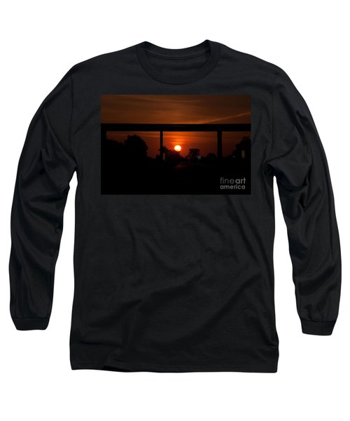 A Driver's View Long Sleeve T-Shirt