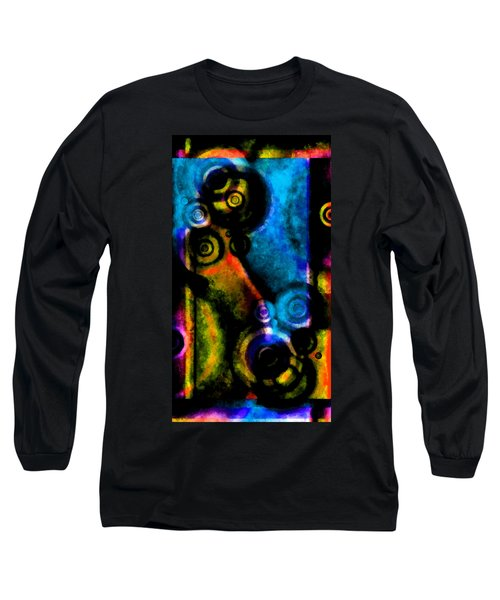A Drop In The Puddle 2 Long Sleeve T-Shirt by Angelina Vick