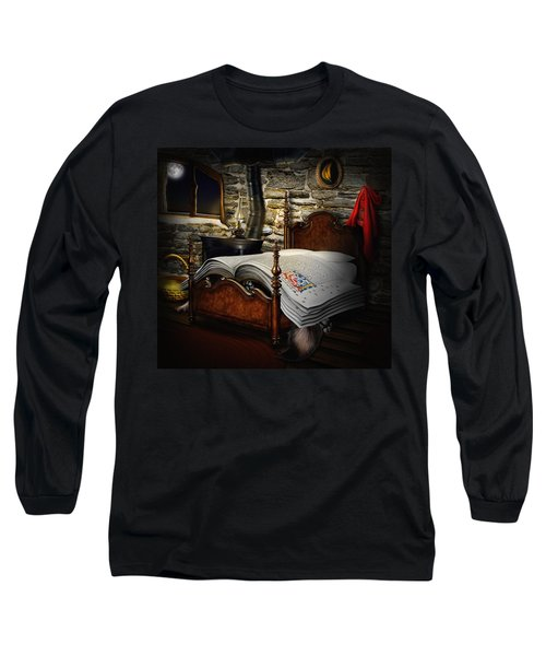 A Fairytale Before Sleep Long Sleeve T-Shirt