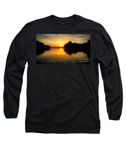A Golden Moment Long Sleeve T-Shirt