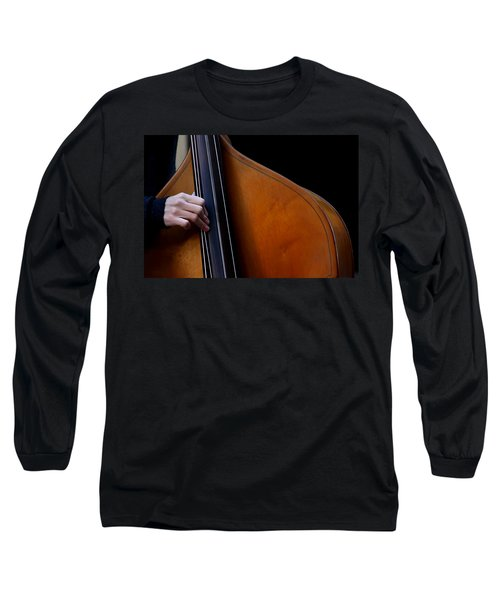 A Hand Of Jazz Long Sleeve T-Shirt