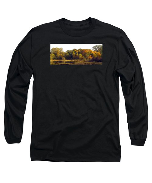 Long Sleeve T-Shirt featuring the photograph A Harvest Of Color by I'ina Van Lawick