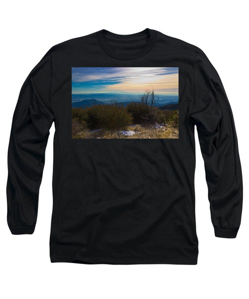 A Late Winter's Afternoon Long Sleeve T-Shirt