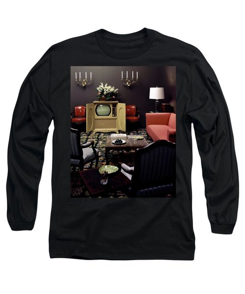 A Living Room Long Sleeve T-Shirt