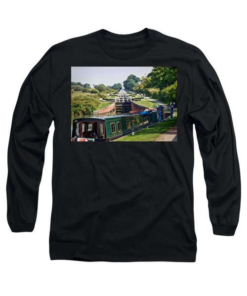 A Long Climb Long Sleeve T-Shirt