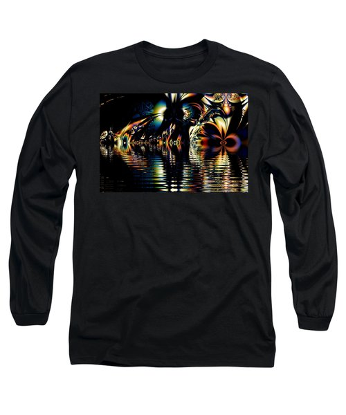 A Night On The Water Long Sleeve T-Shirt