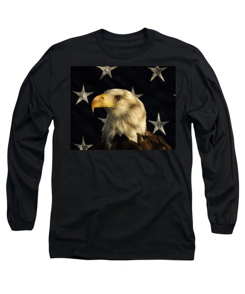 A Patriot Long Sleeve T-Shirt