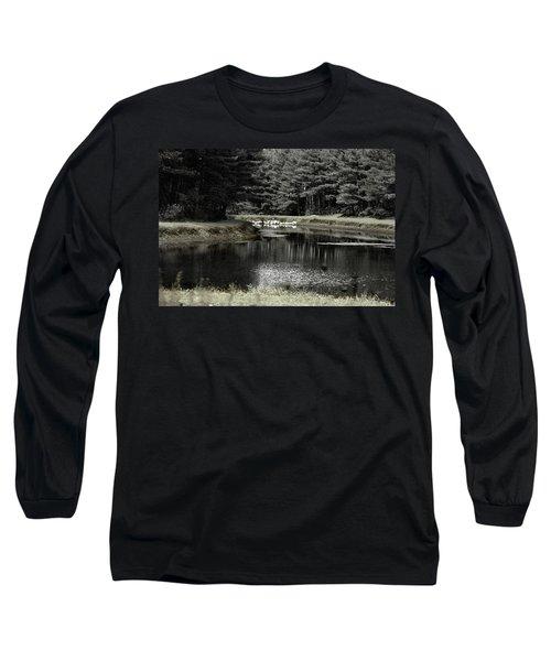 A Pond Long Sleeve T-Shirt