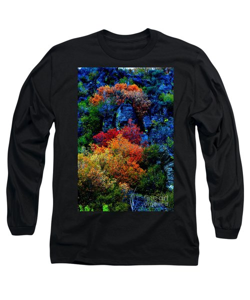 A Riot Of Color Long Sleeve T-Shirt