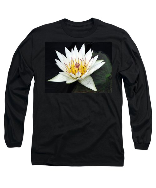 Botanical Beauty Long Sleeve T-Shirt