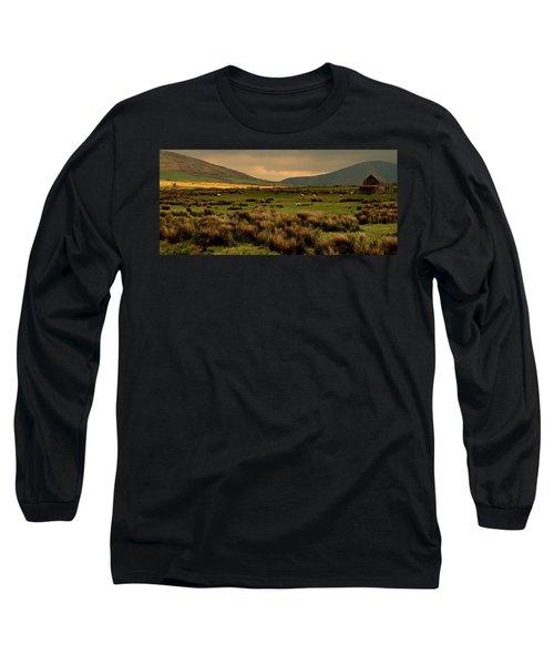 A Spot Of Sunshine Long Sleeve T-Shirt