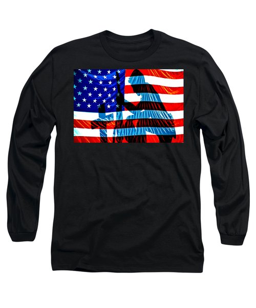A Time To Remember Long Sleeve T-Shirt by Bob Orsillo