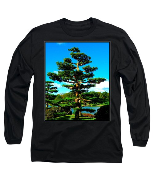 A Tree... Long Sleeve T-Shirt