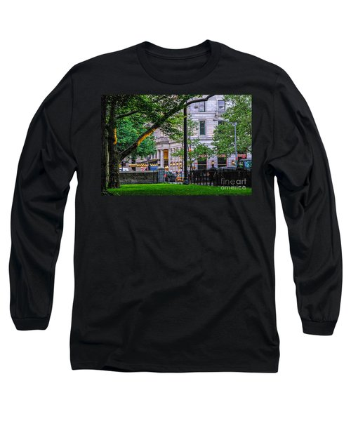 A View From Central Park Long Sleeve T-Shirt