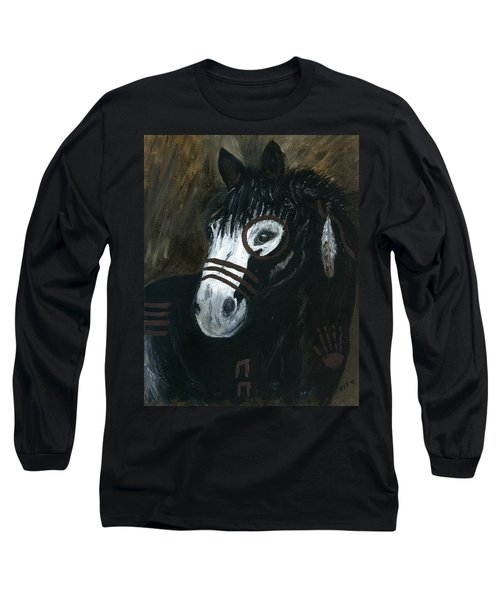 A War Pony Long Sleeve T-Shirt