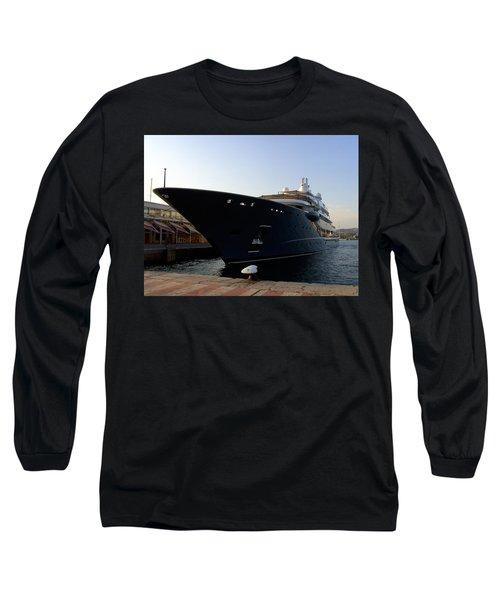 A Weekend Boat Long Sleeve T-Shirt