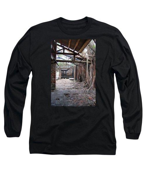 Abandon Warehouse  Long Sleeve T-Shirt