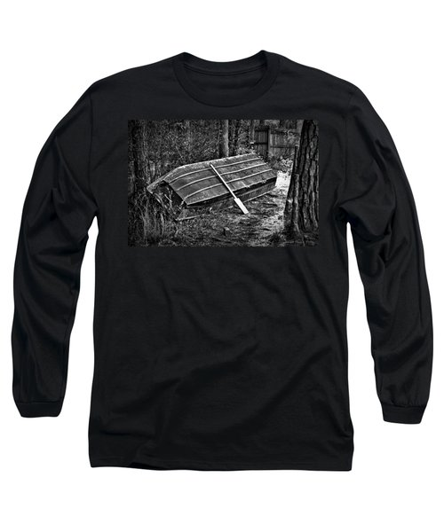 Abandoned Rowboat Long Sleeve T-Shirt