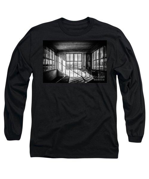 Abandoned Sugar Mill Long Sleeve T-Shirt