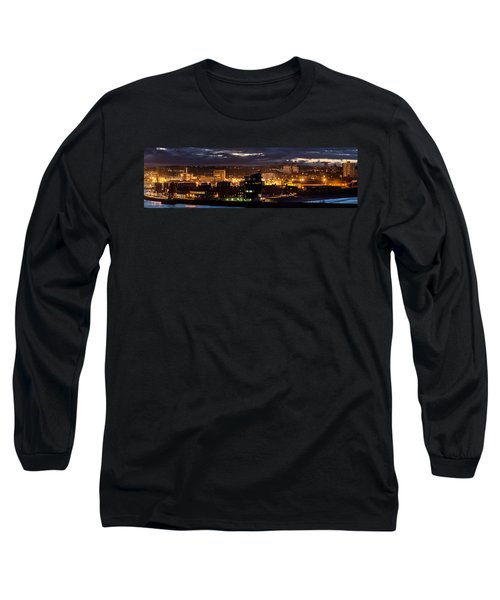 Aberdeen Skyline Long Sleeve T-Shirt