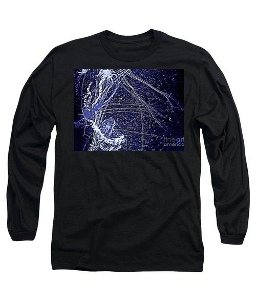 Aberration Of Jelly Fish In Rhapsody Series 3 Long Sleeve T-Shirt