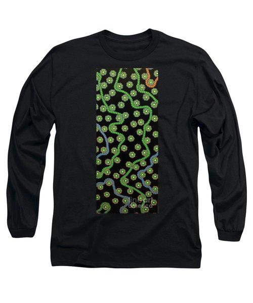 Original Sold Aboriginal Inspirations 23 Long Sleeve T-Shirt