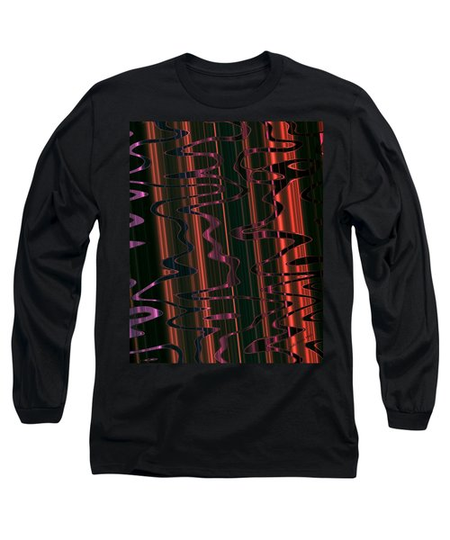 Abstract 327 Long Sleeve T-Shirt