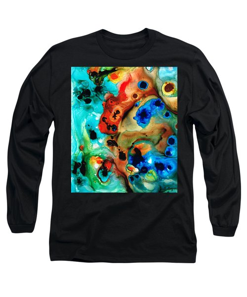 Abstract 4 - Abstract Art By Sharon Cummings Long Sleeve T-Shirt