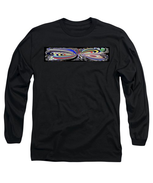 Abstract Fusion 197 Long Sleeve T-Shirt