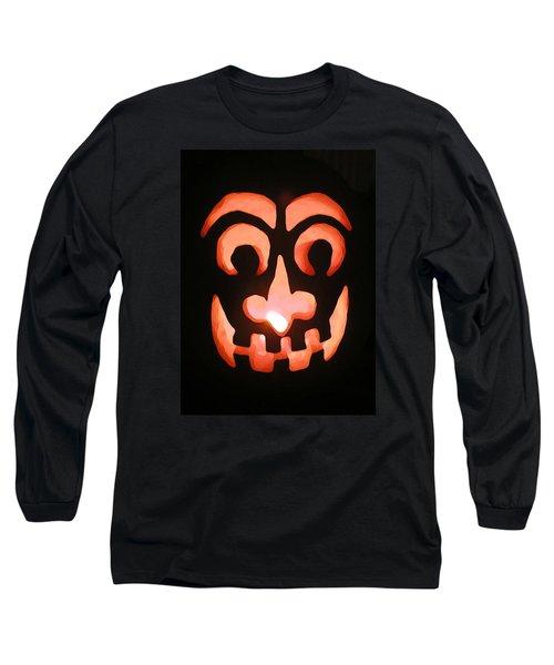 Abstract Jack Long Sleeve T-Shirt