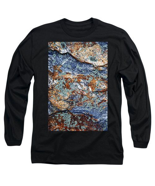 Abstract Nature Long Sleeve T-Shirt