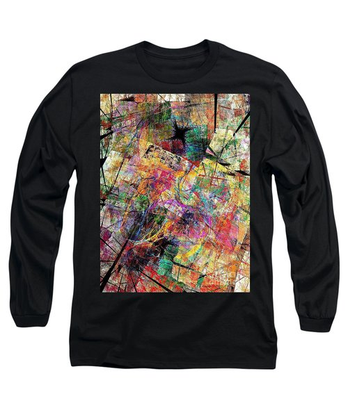 Abstraction 442-09-13 Marucii Long Sleeve T-Shirt