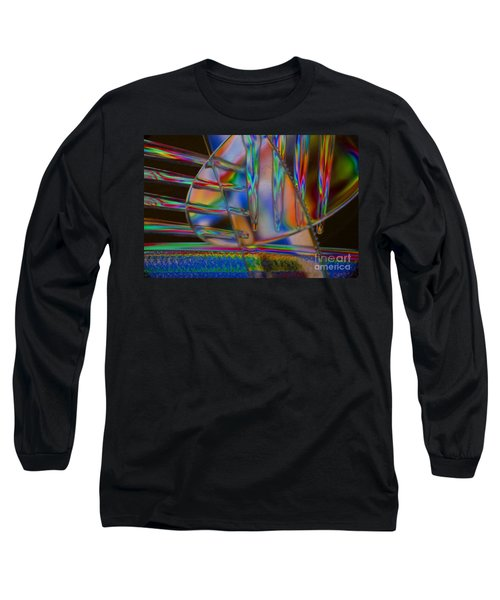 Abstraction In Color 1 Long Sleeve T-Shirt