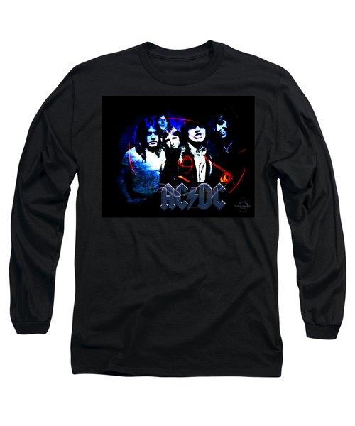 Ac/dc - Rock Long Sleeve T-Shirt