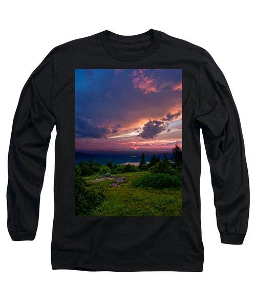 Acadia Sunset 47150 Long Sleeve T-Shirt